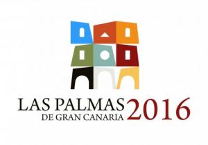 Logotipo LPGC 2016. Ciudad Candidata