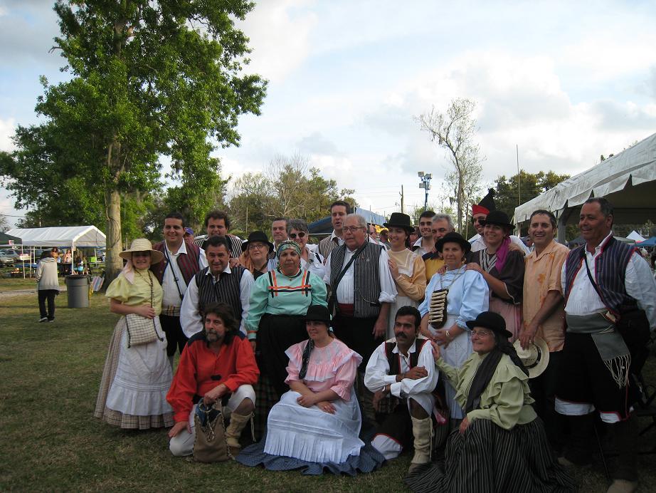 Fiesta Isleños