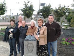 Familiares de los fusilados de Tamaraceite