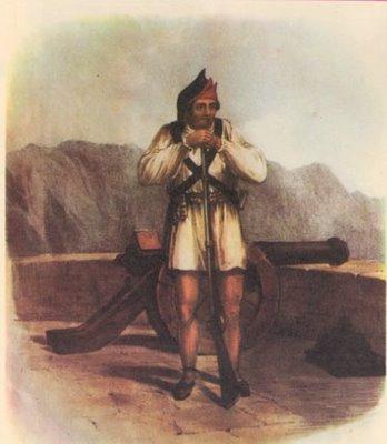 Miliciano de Gran Canaria
