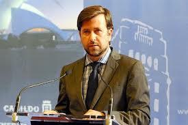 Carlos Alonso, Vicepresidente del Cabildo de Tenerife