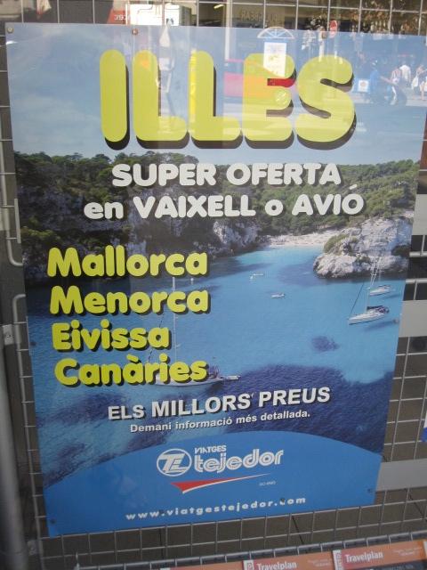 Mallorca, Menorca, Ibiza, Canarias