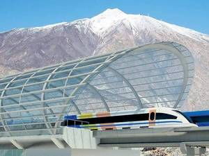 Transrapid Tenerife