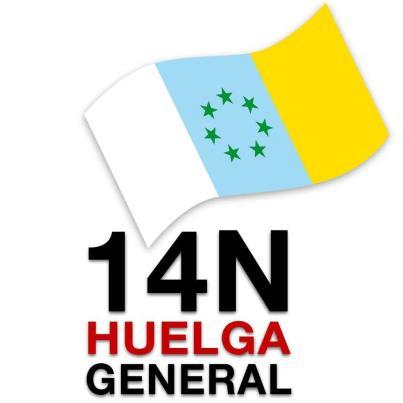 14N Huelga General. Canarias