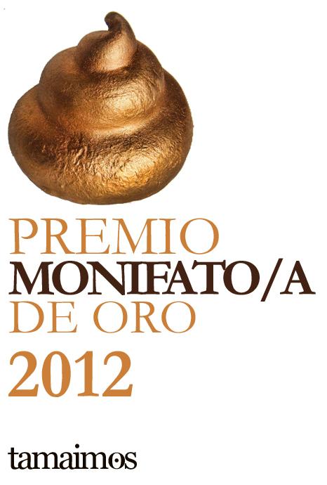Premio Monifato/a de Oro 2012 en Tamaimos.com