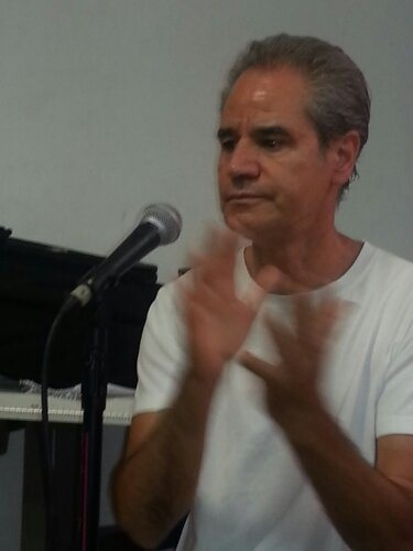 Luis Morera (foto: Juan García Luján)