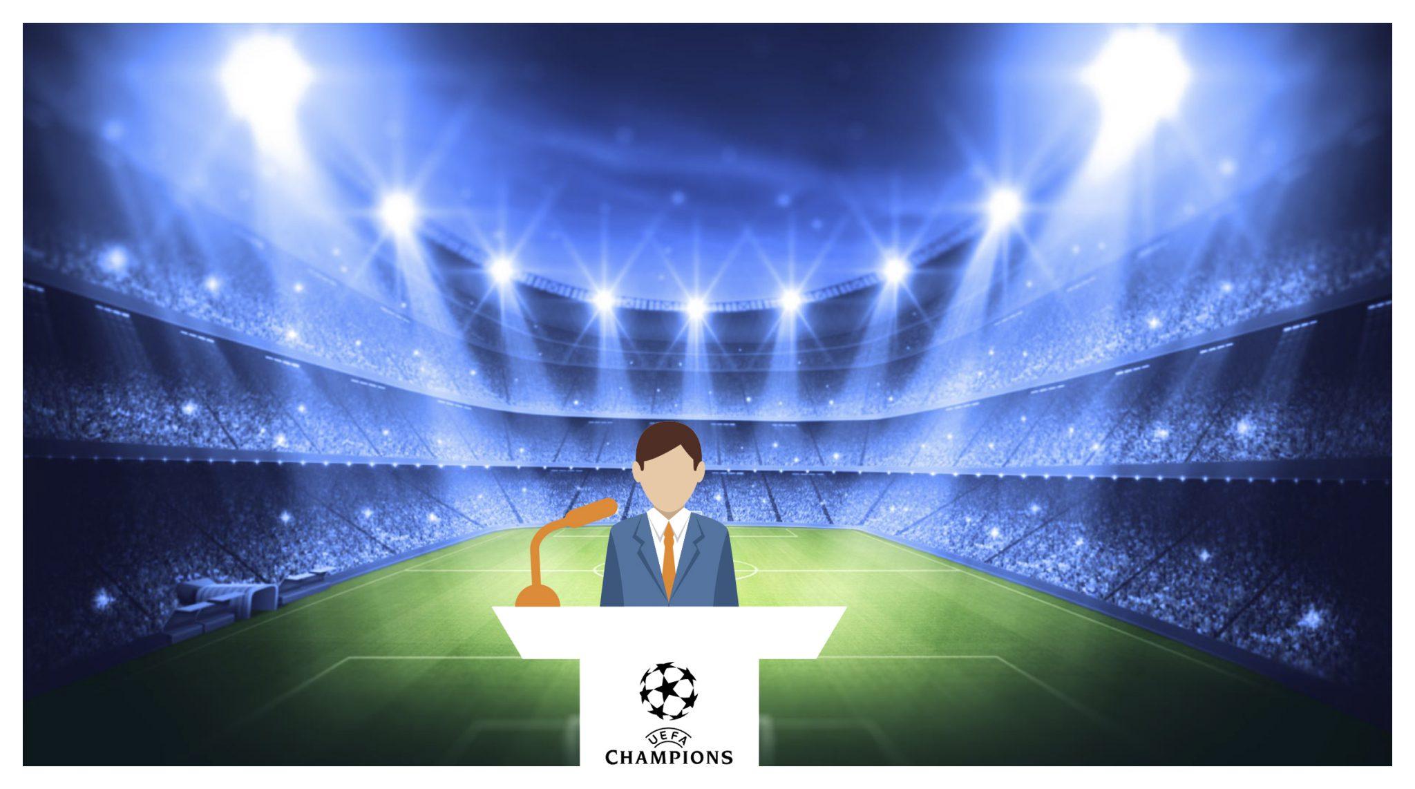 Champions League de la política