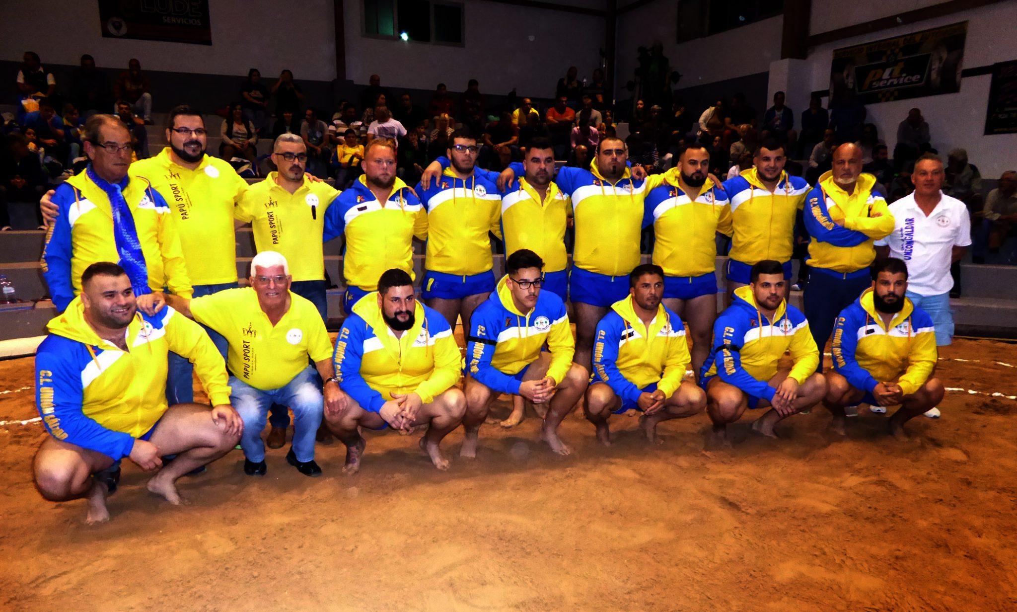 Club de Luchas Unión Gáldar