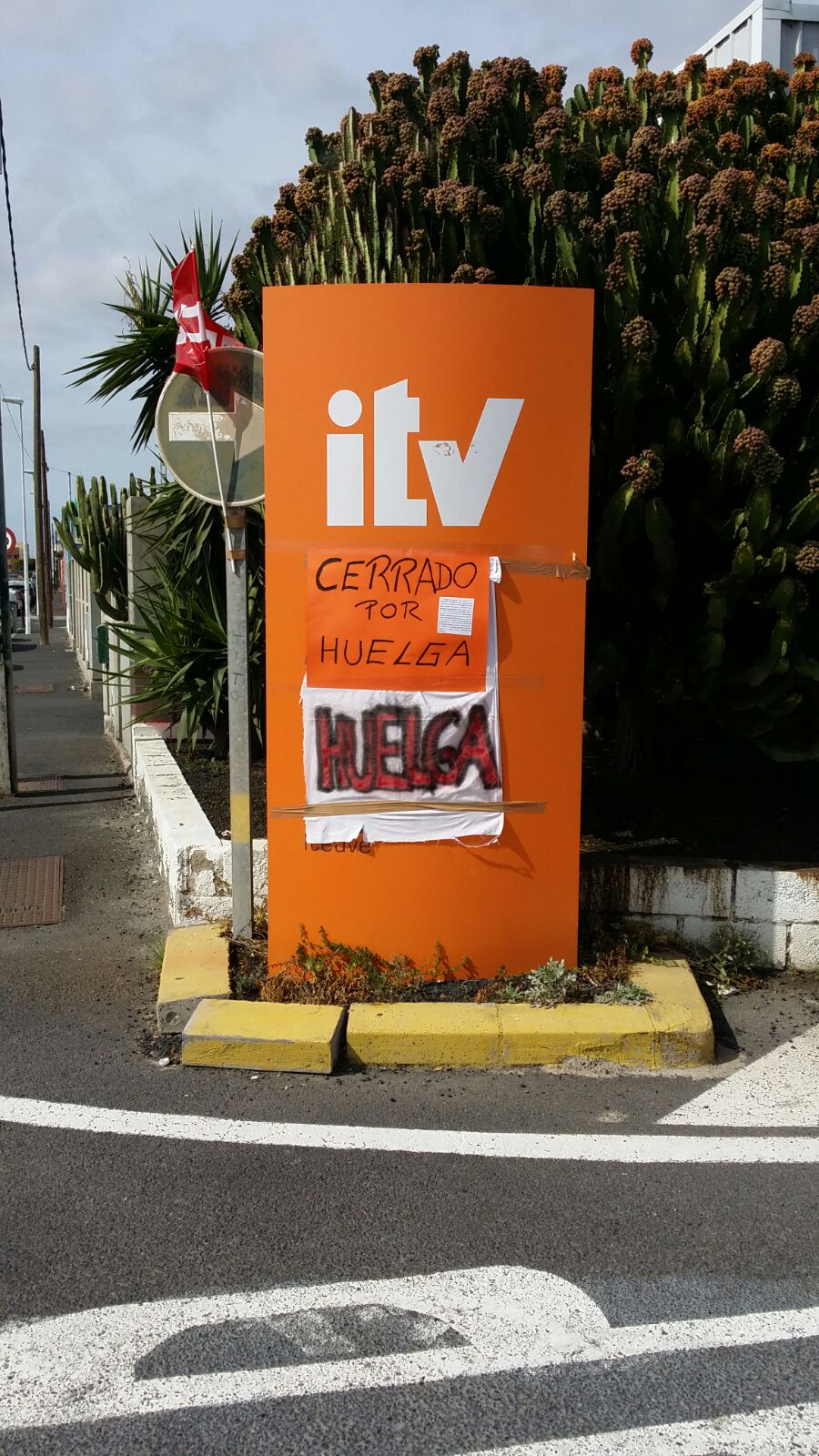 Huelga ITV