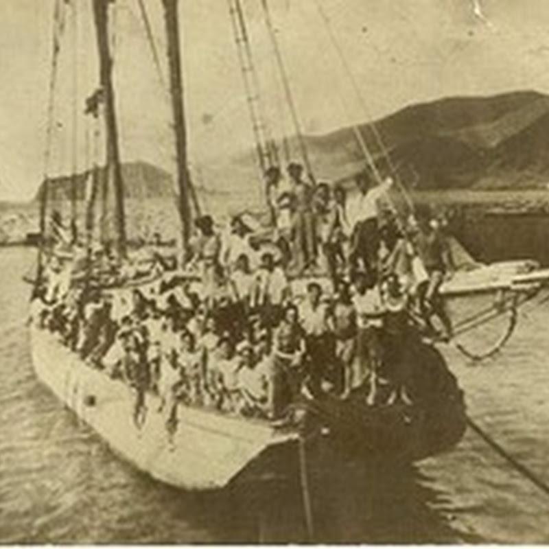Emigrantes canarios a Venezuela[8]