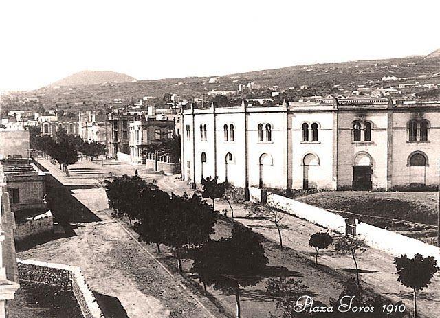 PlazadeToros1910